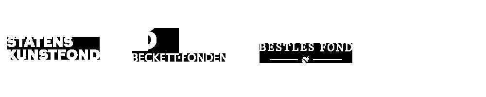 Anemonen er støttet af Statens Kunstfond, Beckett-fonden, Bestles Fond, Blåhusfonden, Københavns Kommune Kultur- og Fritidsudvalg, Indre bys Lokaludvalg og fra Københans kommunes budget 2019