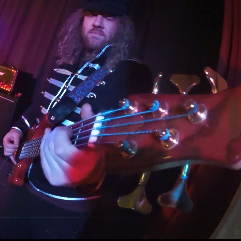 Scott Negus - Bass