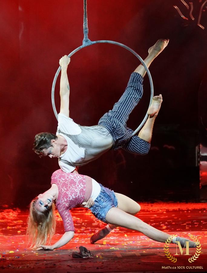 Juste Une P'tite Nuite by Cirque du Soleil