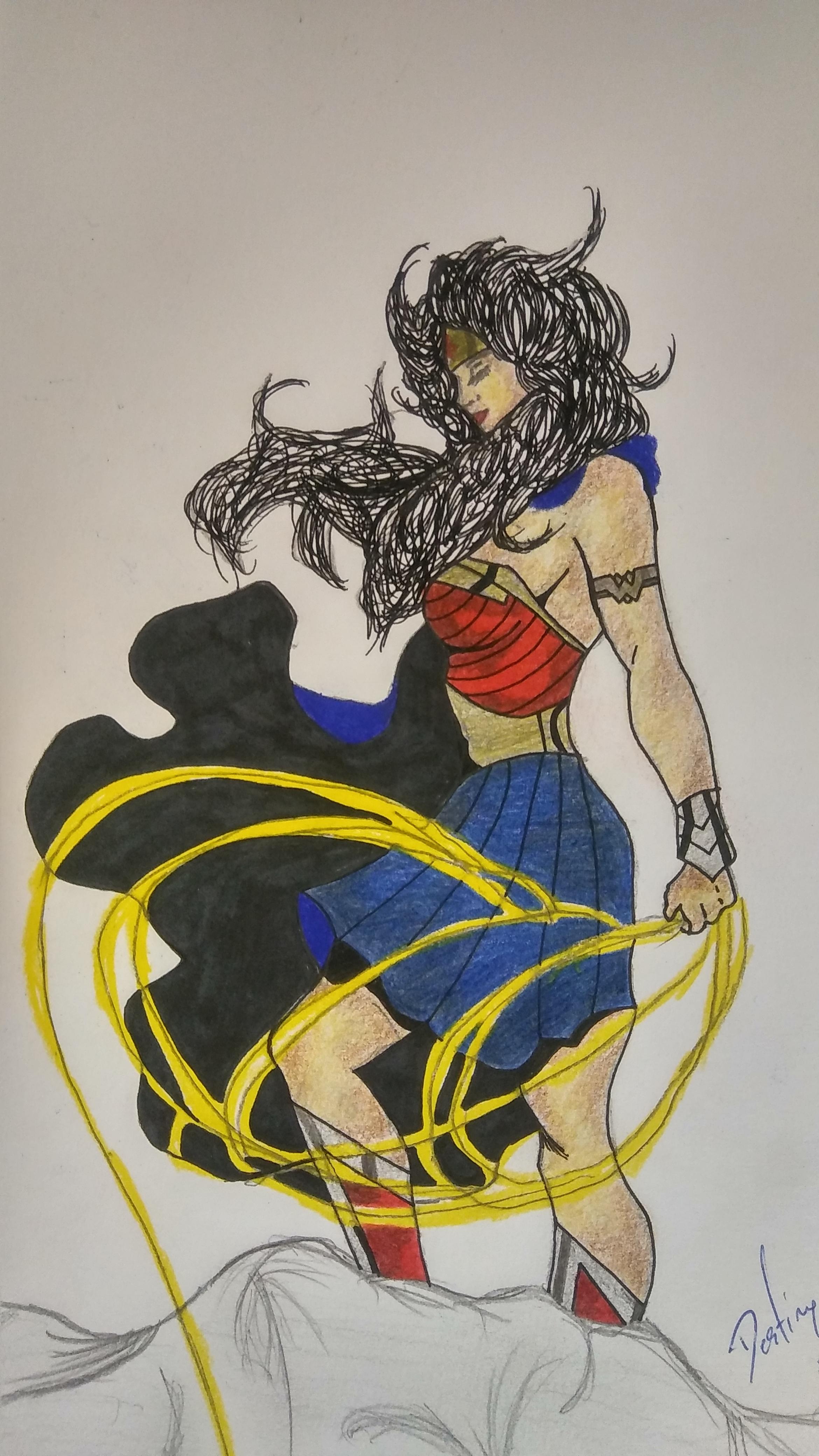 Artwork by Destiny
