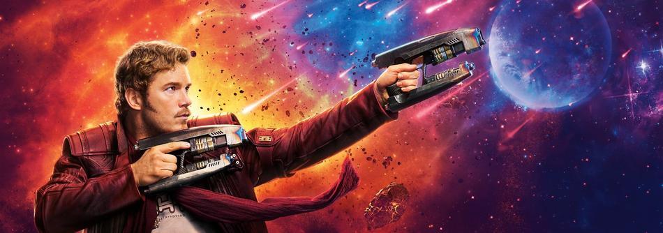 Chris Pratt - Legendary Star-Lord