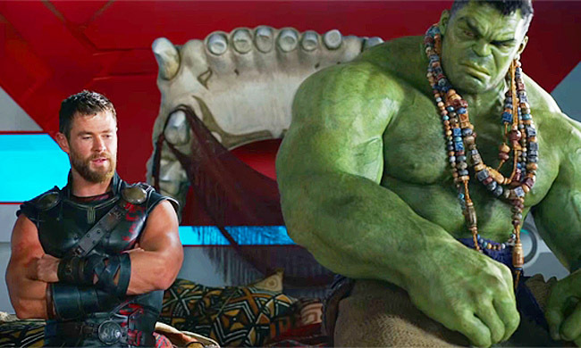 Thor and Hulk: Best Friends Forever