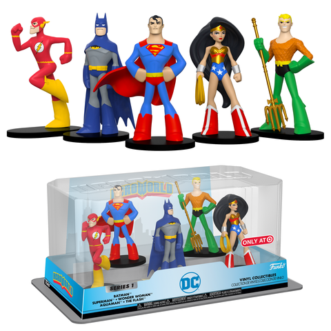 DC HeroWorld Exclusively for Target