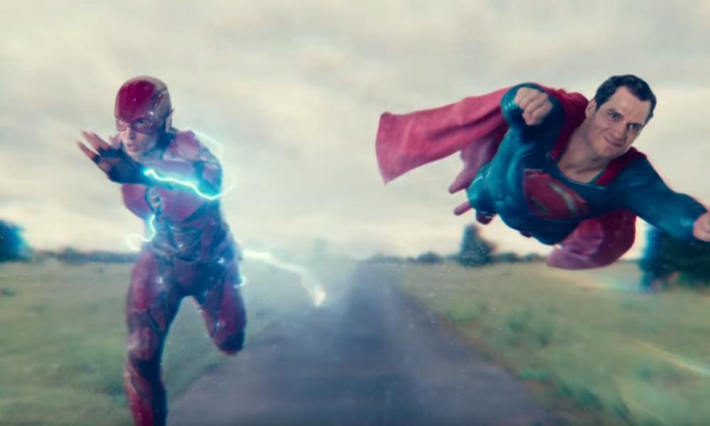 The Race: Flash vs. Superman