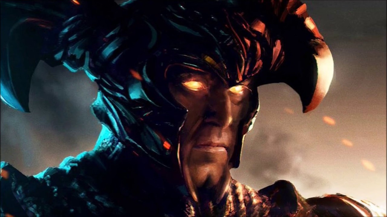 Steppenwolf: Voiced by  Ciaran Hinds )