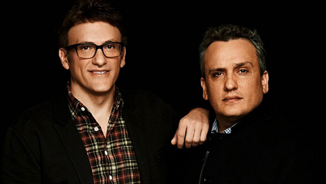 The Russo Brothers L to R: Joe & Anthony Russo