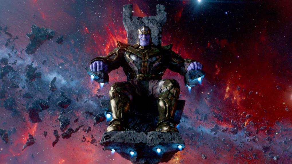 Infinity War: Avengers: 0 - Thanos: 1