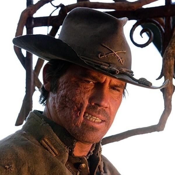Josh Brolin as Jonah Hex