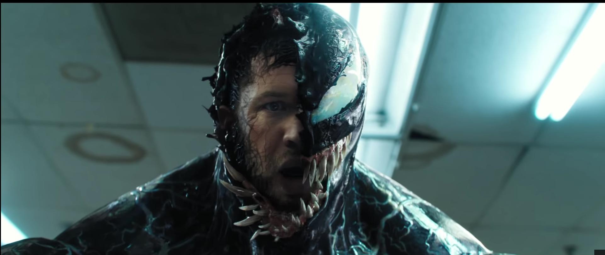 Venom - Eddie Brock x Symbiote