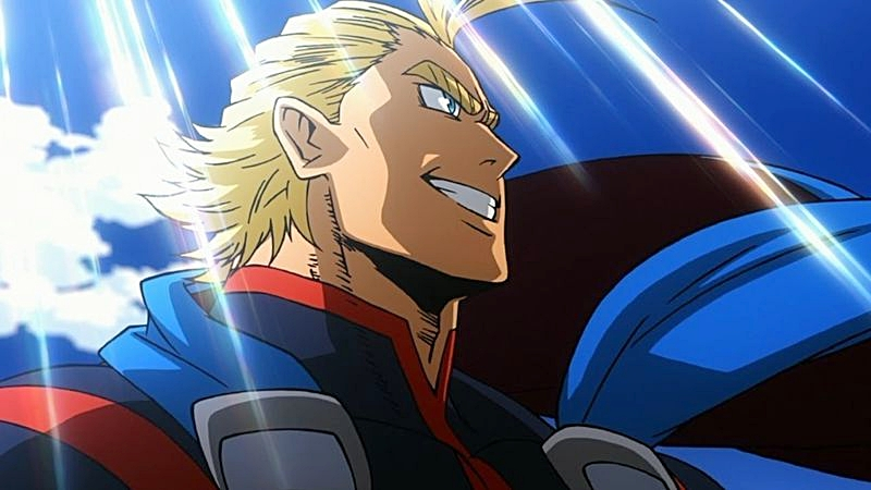All Might (Younger Version)