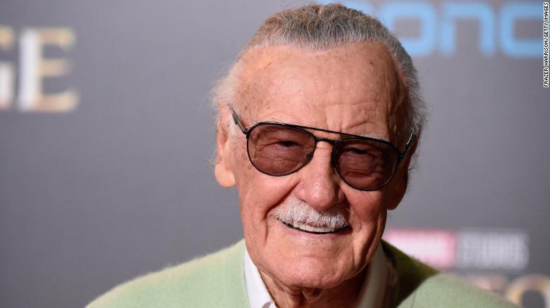 Stan Lee: Marvel Legend