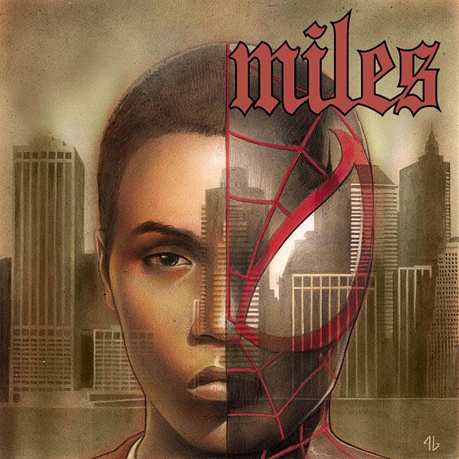 Miles Morales: Hip-Hop Variant