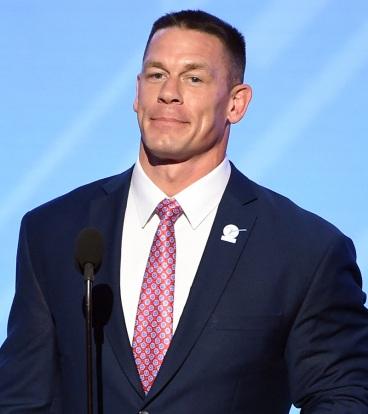The Famous John Cena