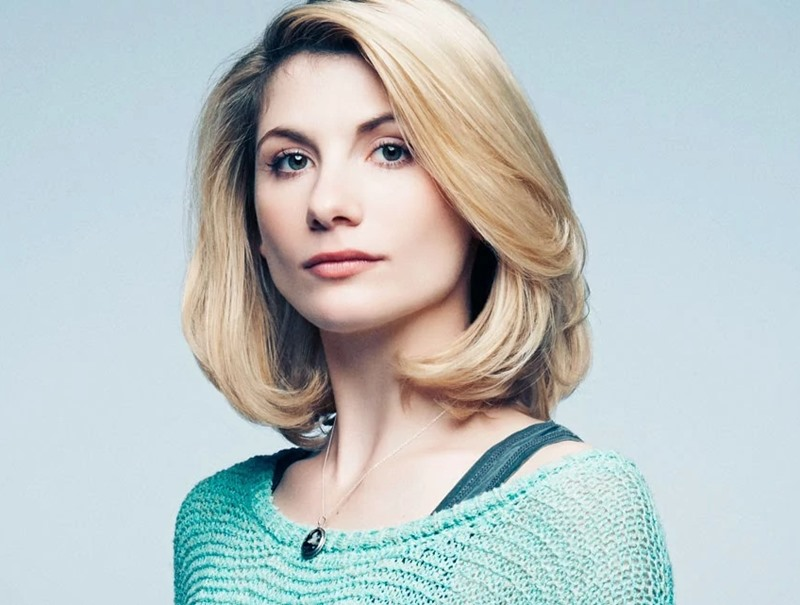 Jodie Whittaker: The 13th Doctor!!!