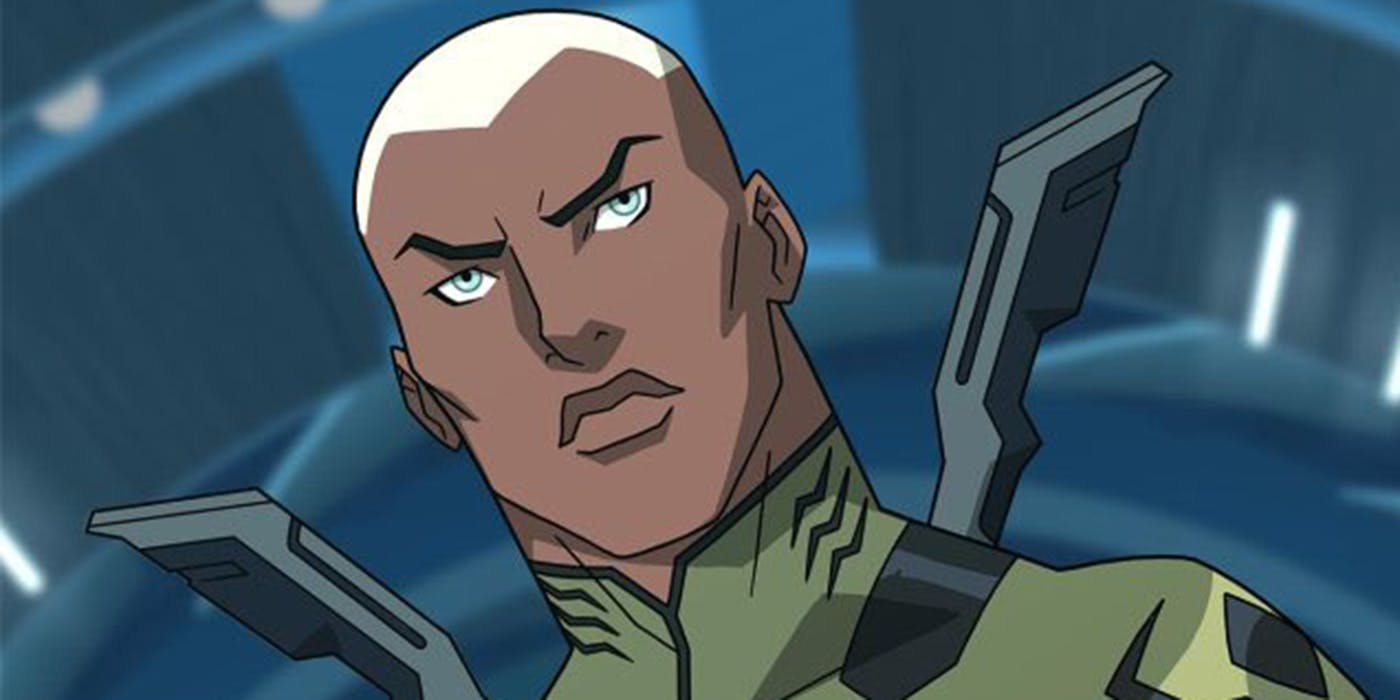 Young Justice's Aqualad played by Khary Payton