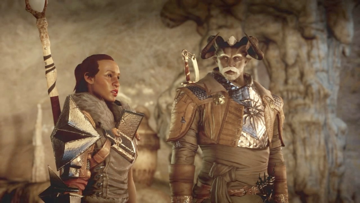 One of my Hawkes (Left) & Inquisitors (Right) Adaar