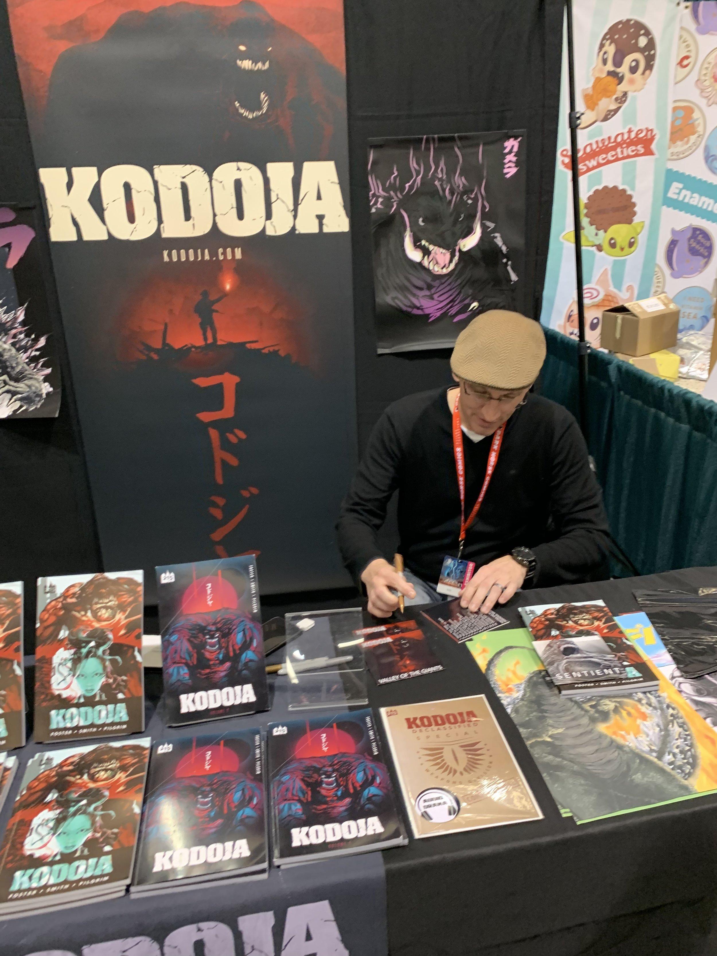 Keith Foster: Creator of KODOJA