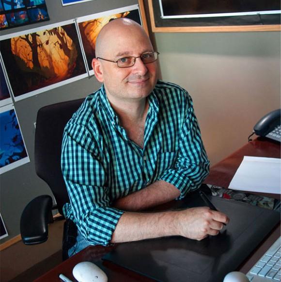 Stephan Franck: Creator of Iron Giant