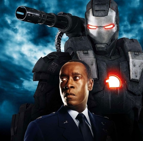 War Machine (Don Cheadle)