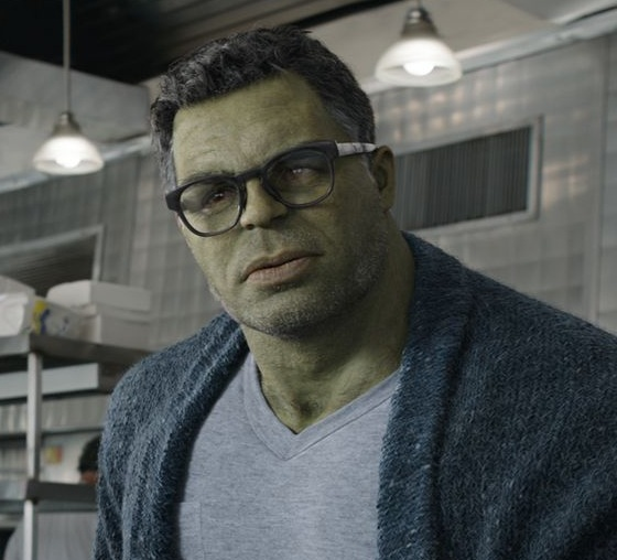 Sophisticated Hulk (Mark Ruffalo)