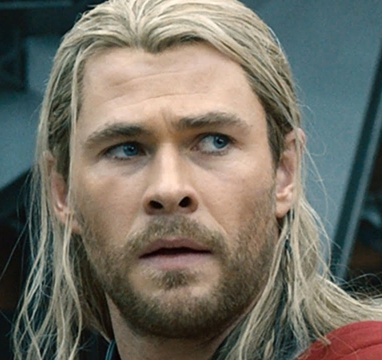 The Mighty Thor (Chris Hemsworth)