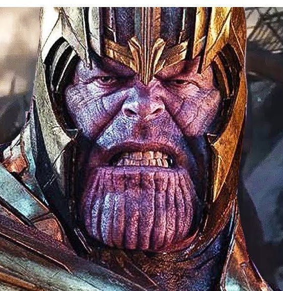 The Mad Titan Thanos (Josh Brolin)
