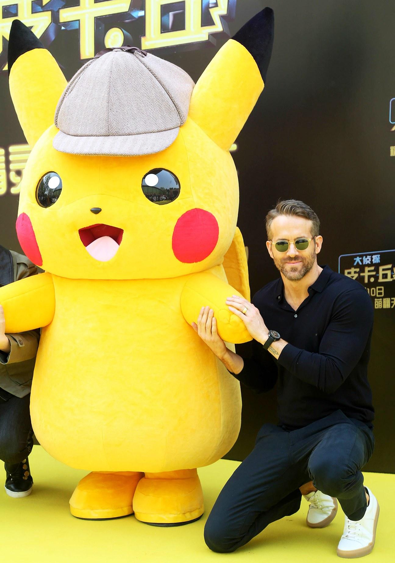 Ryan Reynolds (Image from GQ)