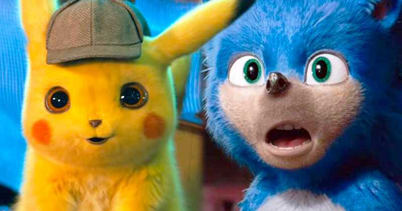 Pikachu vs. Sonic?