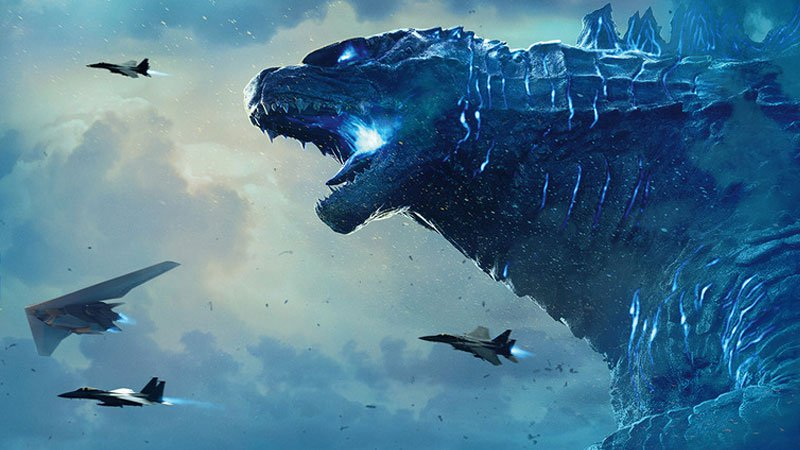 Long Live The King: Godzilla
