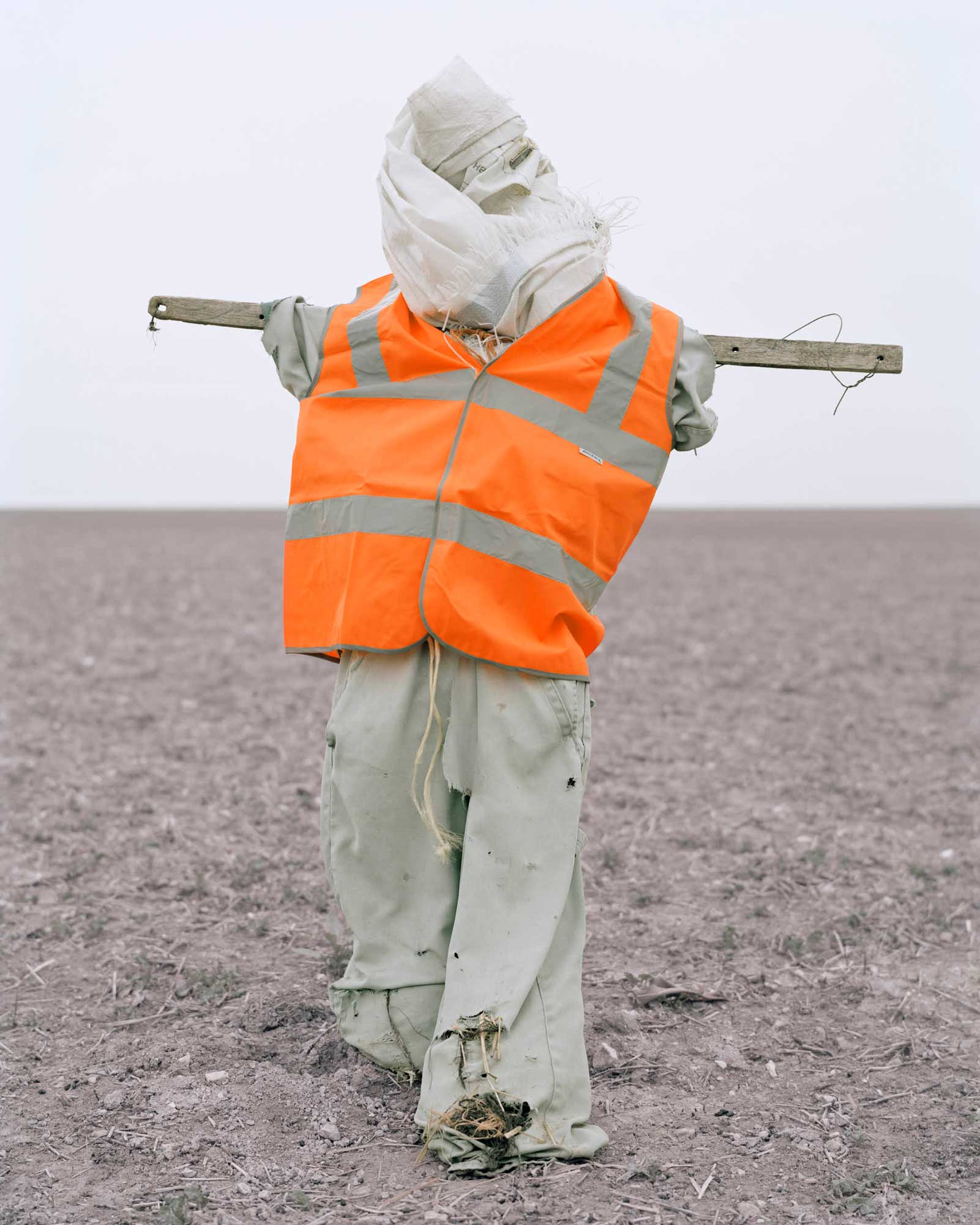 Furlongs (orange), Pigment Print, 190.x 152 cm, 2009, Edition of 7