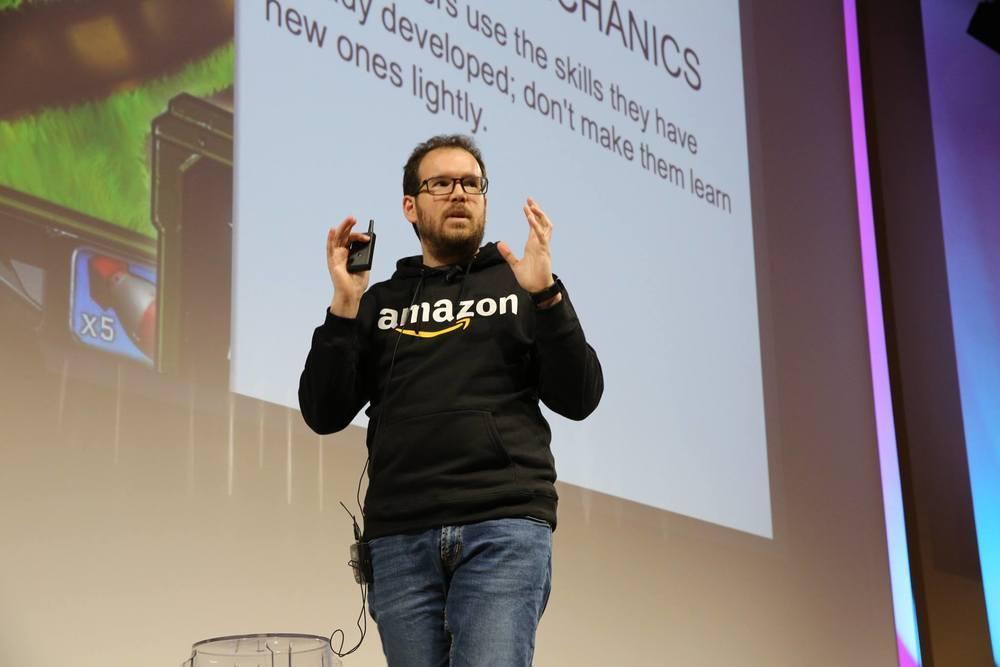 Mario Viviani of Amazon Appstore UK