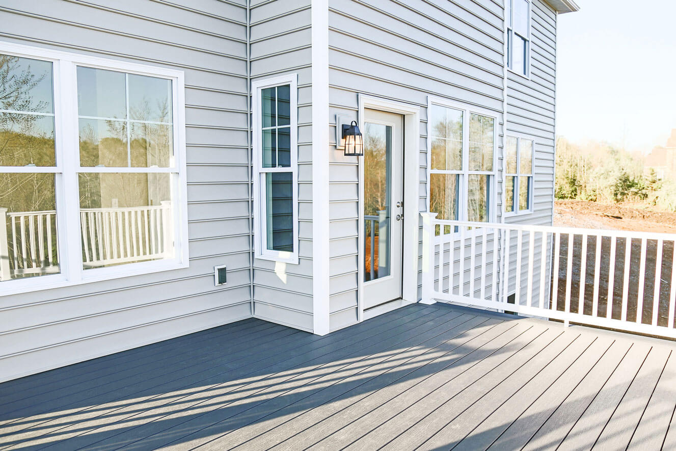 STEP FOURDesign Stage - Exterior Doors & Siding - Make a great first impression. We help you to make the best choices for aesthetics, efficiency, and durability that stay in line with your budget.