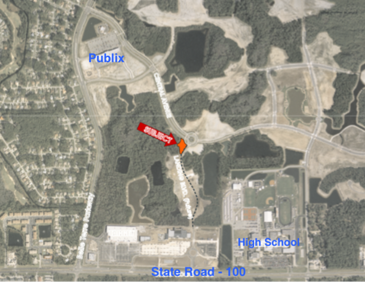 Lot 2 (Phase 8) - Size: 0.97+/- Net Acres    Approved for 7,200sf of Office$216,000Development opportunity within 5 minutes of I-95! Perfectly situated less than 10 minutes from the golden sands of Flagler Beach and its ever-expanding offering of river and ocean viewrestaurants, this is the last treasure along the Flagler and Volusia Coast. A dozen golf courses are within 15 minutes of Town Center and for the boater, there are numerous marinas and theIntracoastal Waterway just over a mile away. Led by the oceanfront resorts of Hammock Dunes and golf communities such as Grand Haven, Palm Coast enjoyed explosive growth throughoutthe 1990s and early 2000s and now exceeds 100,000 in population.