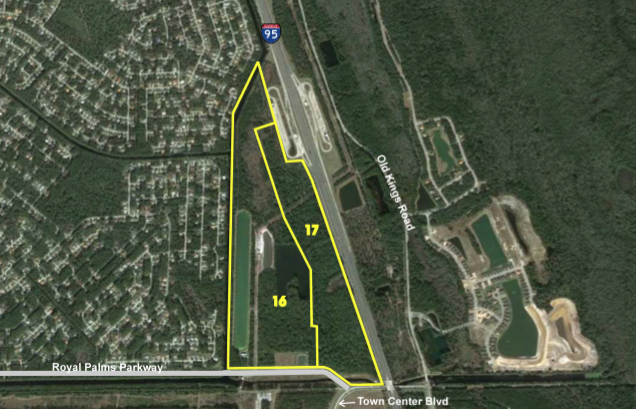 - TRACT 16 41.3 +/- Net Acres Non-Retail CommercialTRACT 17 61.3 +/- Net Acres Non-Retail Commercial