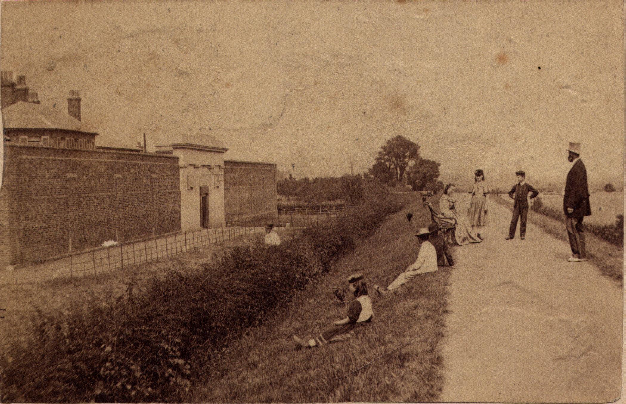 Mill Wall Gaol BPA00011