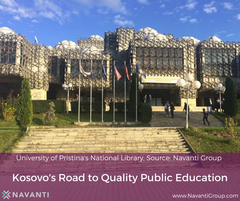 University of Pristina's National Library