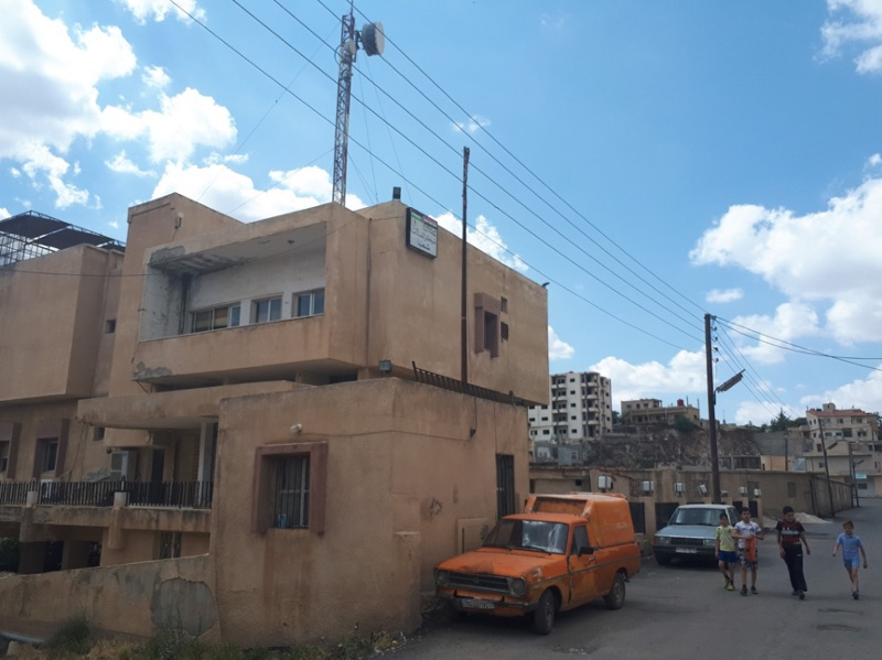 Street scene in Shahba, al-Suwayda. Source: Navanti Group