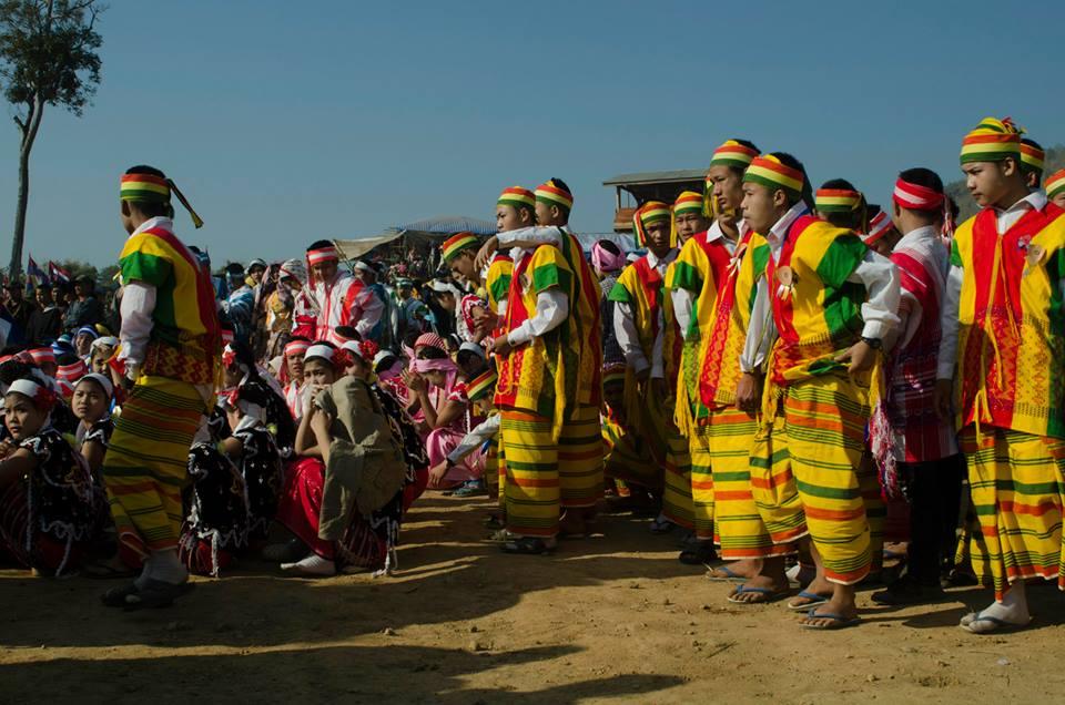 Karen in their traditional garb. Source: John Arterbury