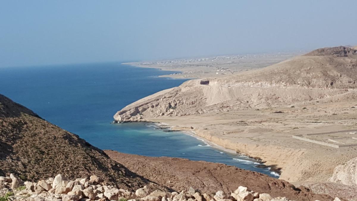 Coastline in Yemen's al-Mahra governorate. Source: Navanti
