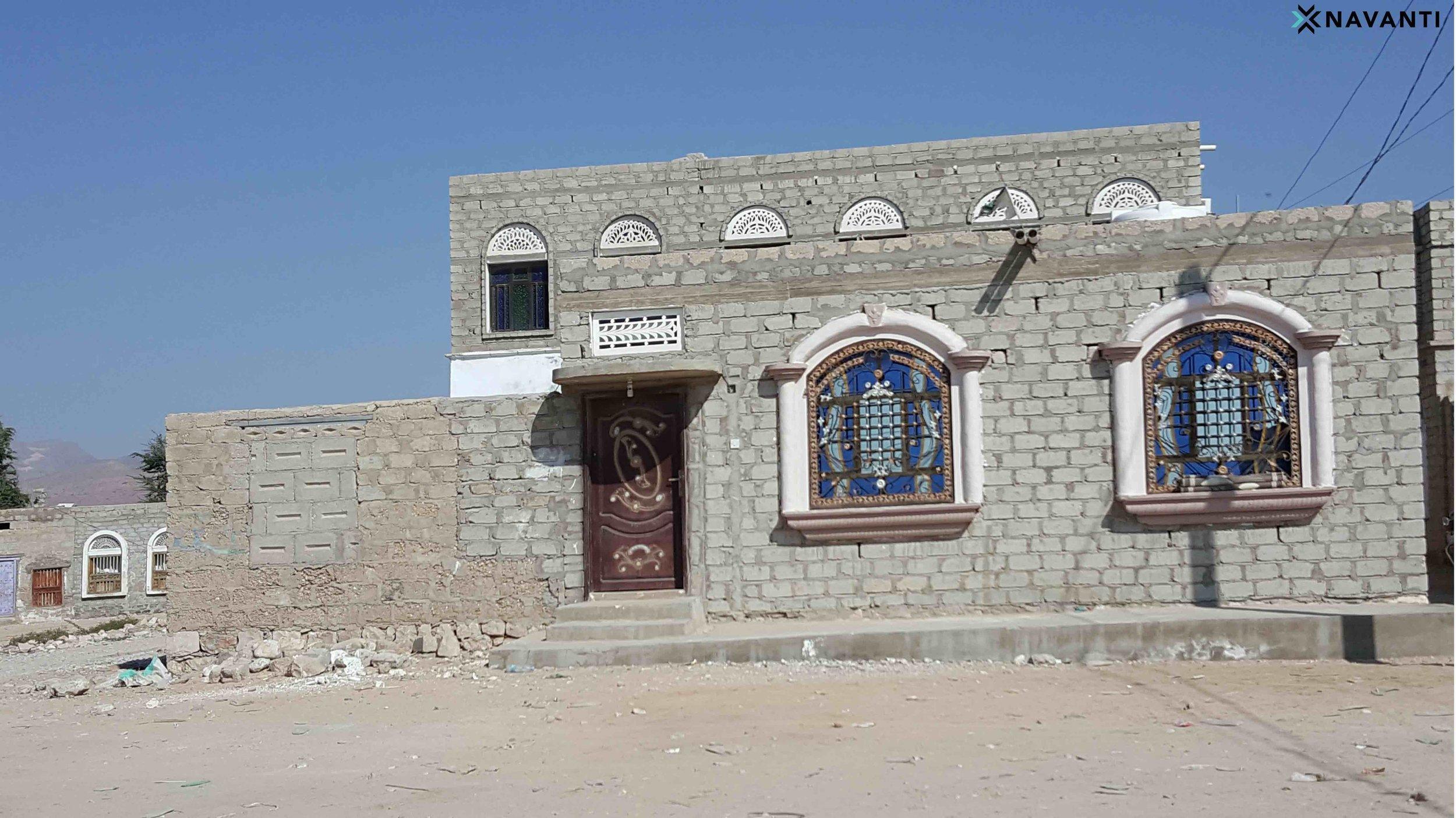 House in Sayhut, al-Mahra. Source: Navanti