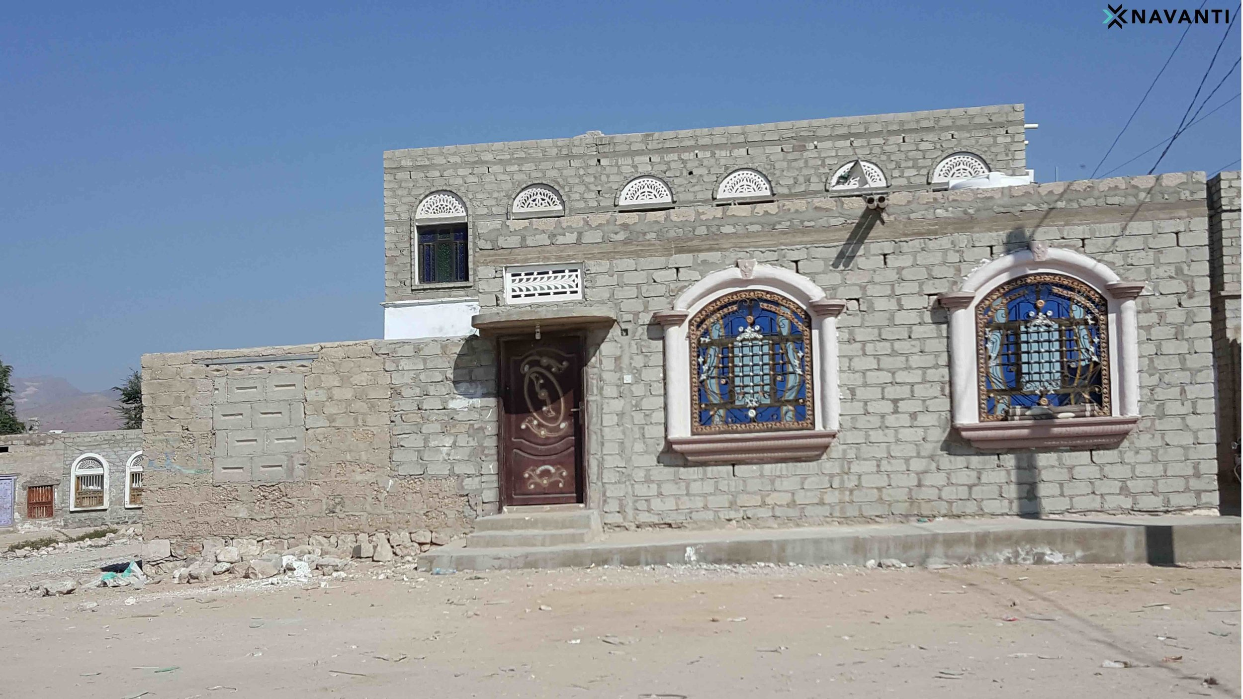 House in Sayhut, al-Mahra. Source: Navanti