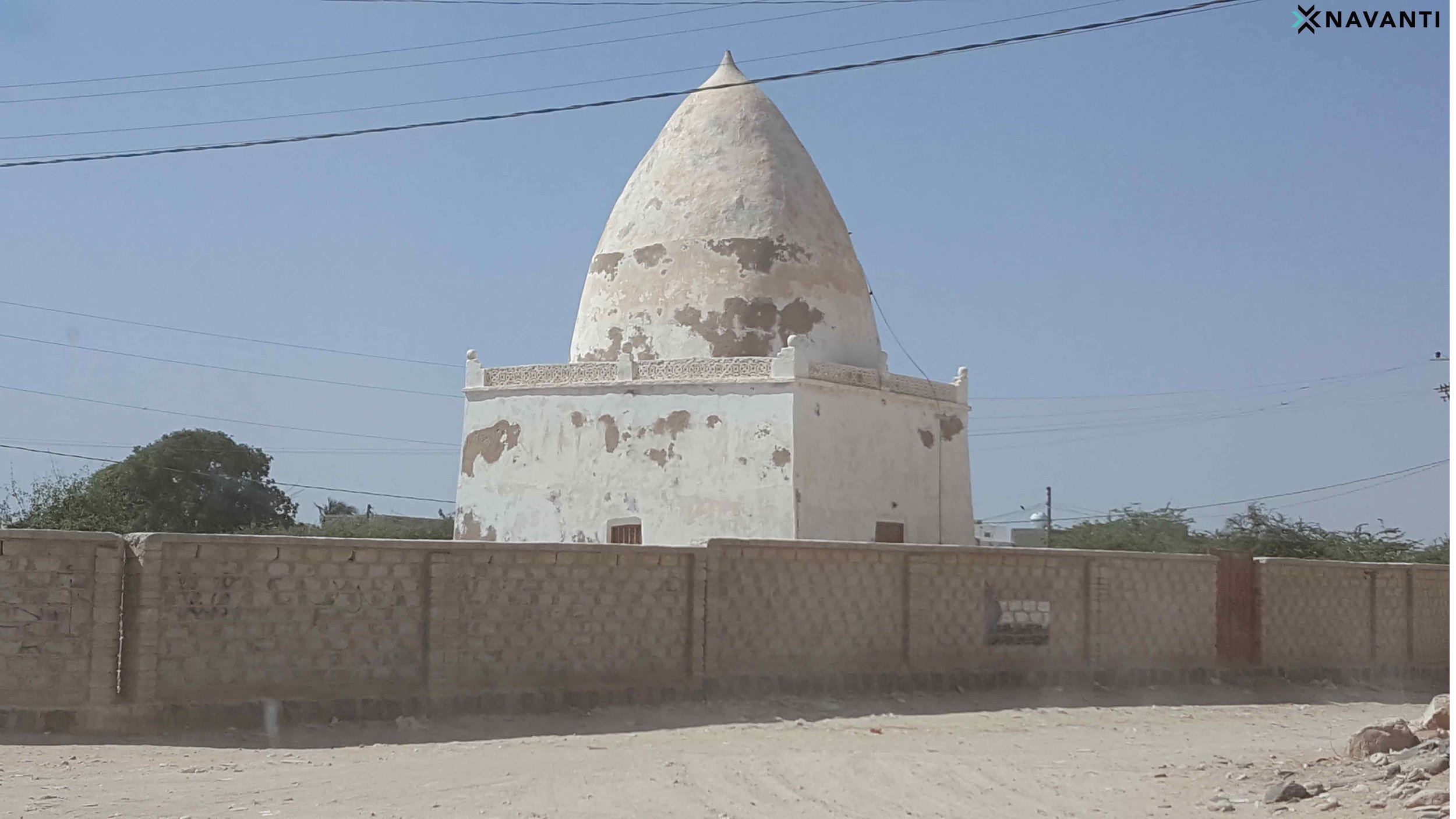 Sufi shrine in Sayhut, al-Mahra. Source: Navanti