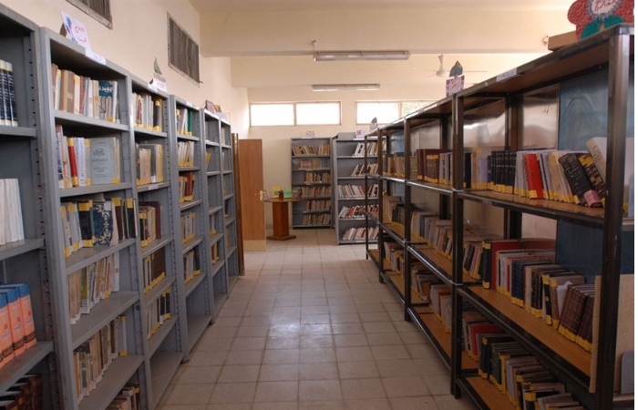 Library in Baghdad. Source: US Department of Defence