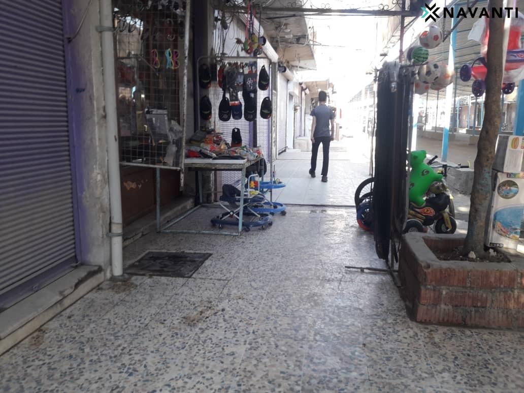 Shops in Ras al-Ayn. Source: Navanti