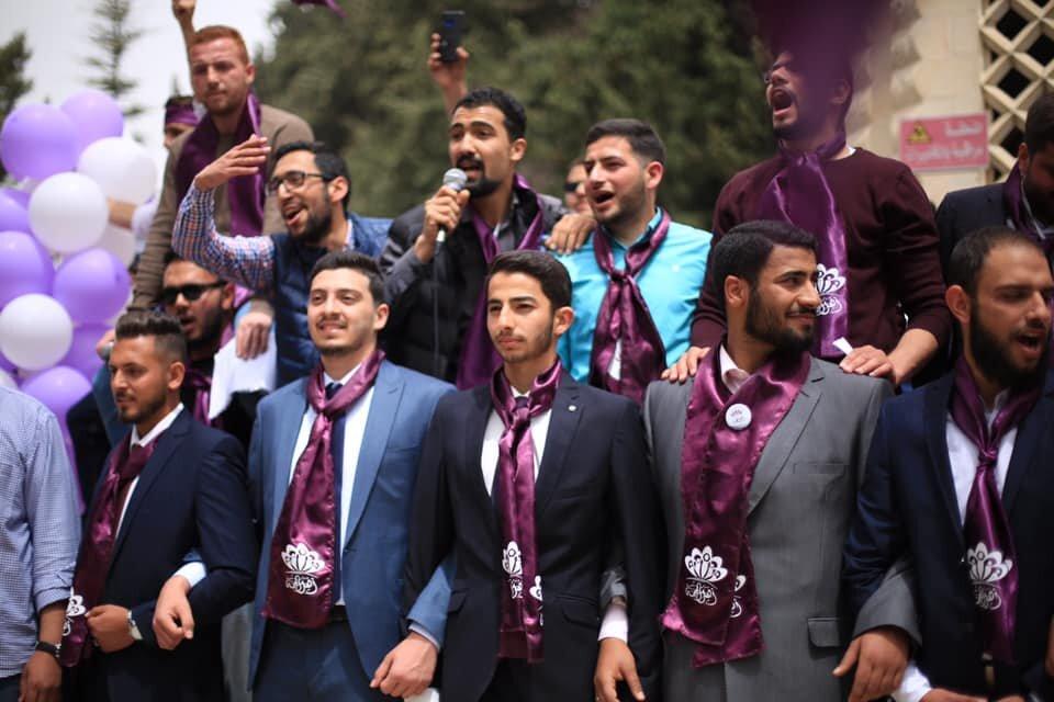 Ahl al-Hemmeh candidates. Source: Facebook, Ahl al-Hemmeh