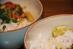 Dancing Foody Thai Green Curry