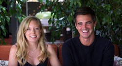 Donal Skehan and Sofie