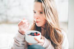 Dancing Foody Berries Teen Skin
