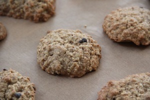 My Healthy Choc-Chip Cookies