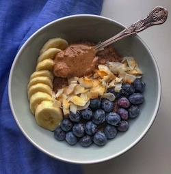 gingerbread porridge